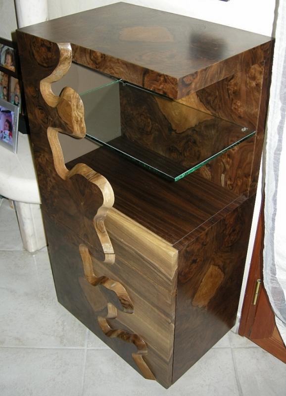 Philippe lachaise eb niste meubles d 39 appoint - Meuble d appoint salon ...
